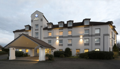 Best Western Hotel Cologne Airport Troisdorf: Exterior View