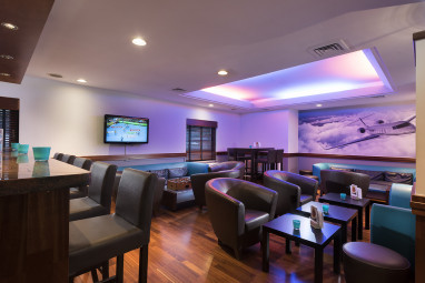 Best Western Hotel Cologne Airport Troisdorf: Bar/lounge