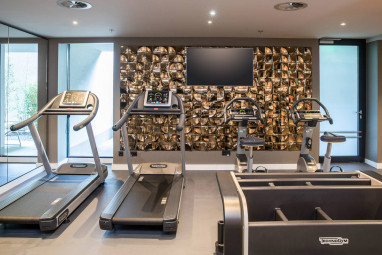 Radisson BLU Hotel Köln: Fitness-Center