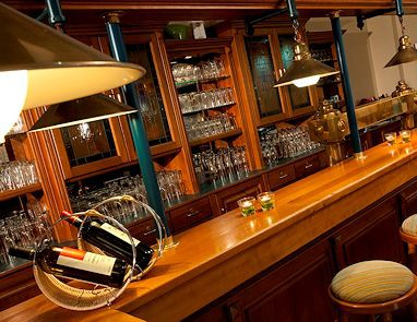 TRYP by Wyndham Bremen Airport: Bar/Lounge