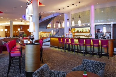 Radisson Blu Hotel Latvija Conference & SPA Hotel: Bar/Lounge