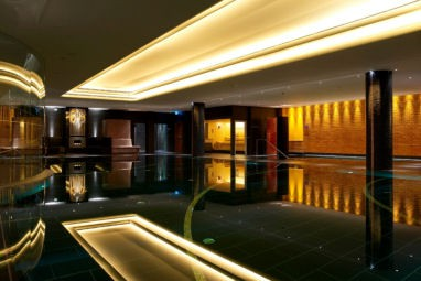 Radisson Blu Hotel Latvija Conference & SPA Hotel: Wellness/Spa