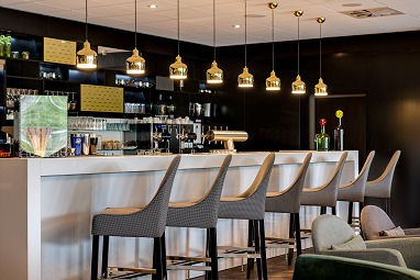 Radisson Blu Hotel Dortmund: Bar/Lounge