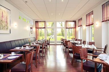 Mercure Hotel am Entenfang Hannover: Restaurant