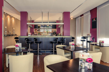 Mercure Hotel Frankfurt Airport Neu-Isenburg: Bar/Lounge