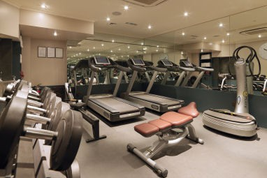 The Radisson Blu Edwardian Bloomsbury Street : Fitness-Center