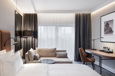 Radisson Collection Hotel, Warsaw: Zimmer
