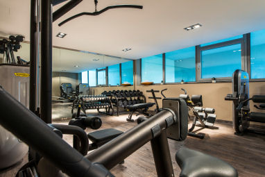 Wyndham Grand Salzburg Conference Centre: Fitness Centre