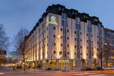 Berlin Mark Hotel : Exterior View